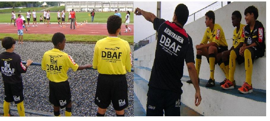 DBAF NO PROCESSO DE ADAPTABILIDADE