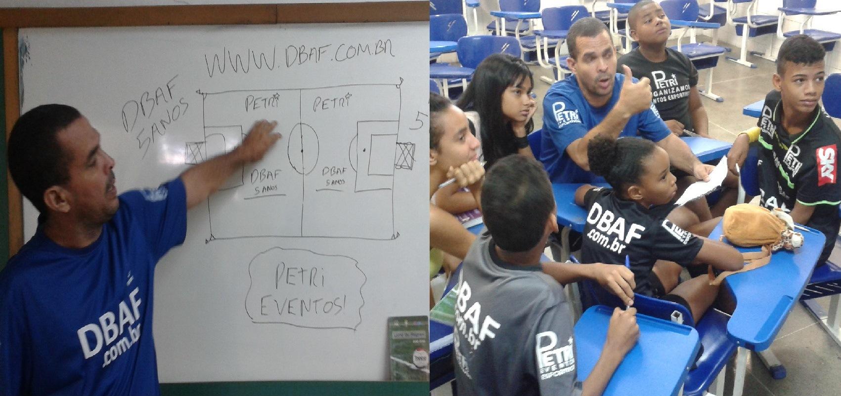 TREINO DOS FUTUROS ÁRBITROS DA BAHIA