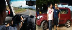 RILDO GOIS VIAJA PARA RIO DE JANEIRO