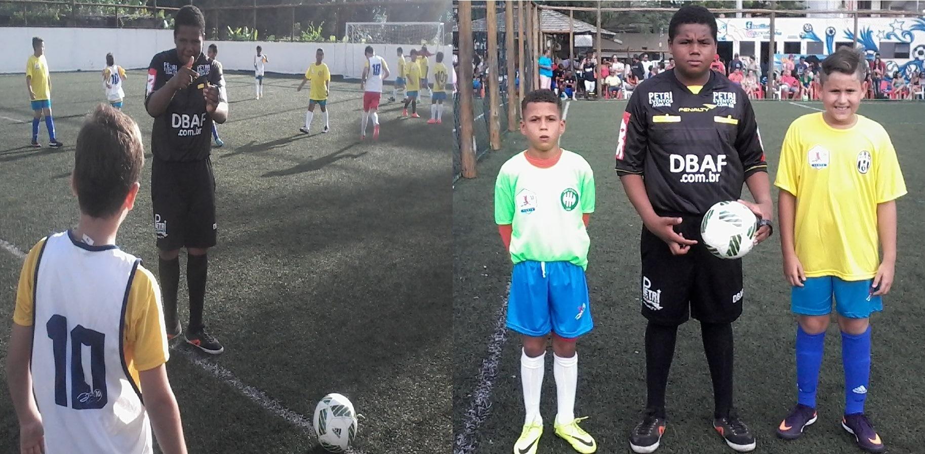 DBAF COMANDA COPA ZICO EM SALVADOR