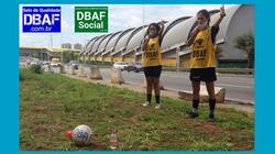 PARTICIPANTES DO PROJETO SOCIAL  DBAF TREINAM EM SALVADOR