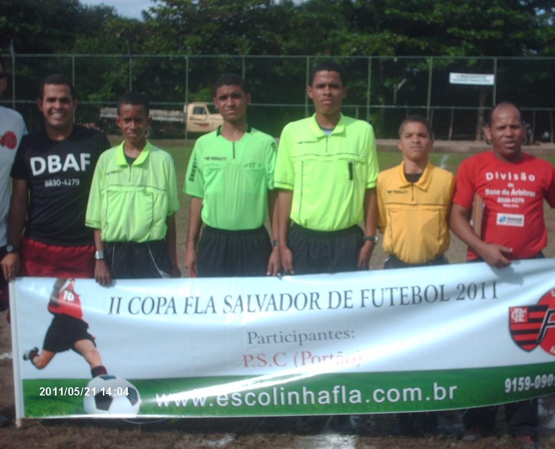 COPA FLA 2011 LAURO DE FREITAS / BA