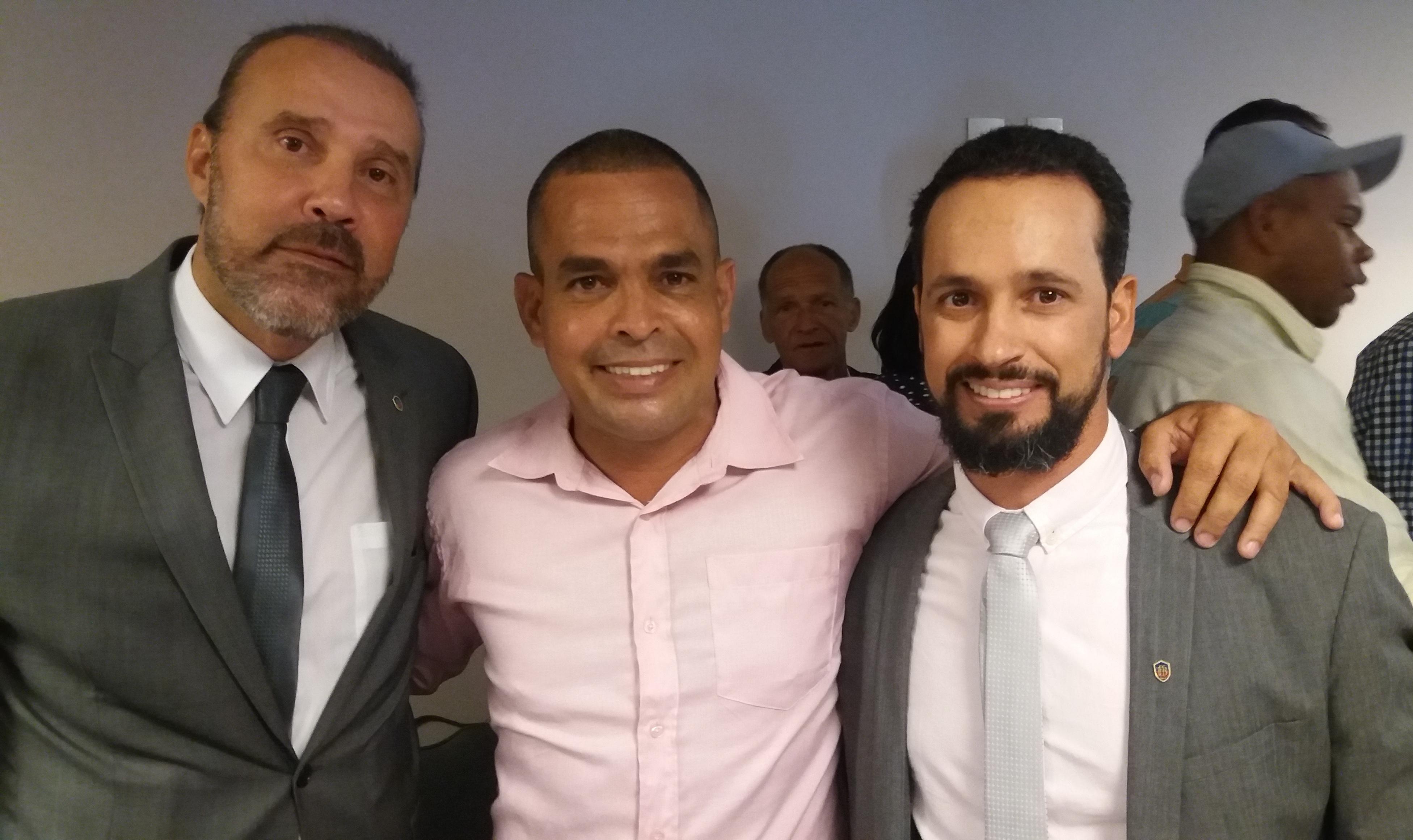 DBAF NA POSSE DE RICARDO E MANFREDO