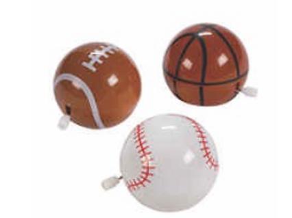 Wind-up Sportsballs