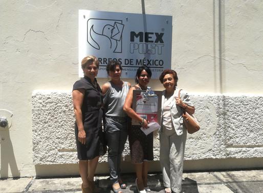 Reconocimiento a Servicio Postal Mexicano