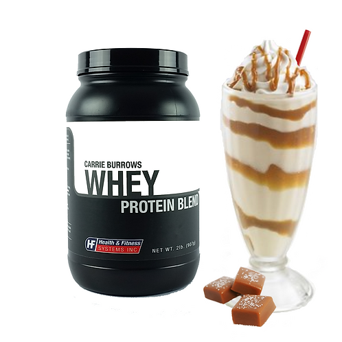 Salted Caramel Protein Isolate