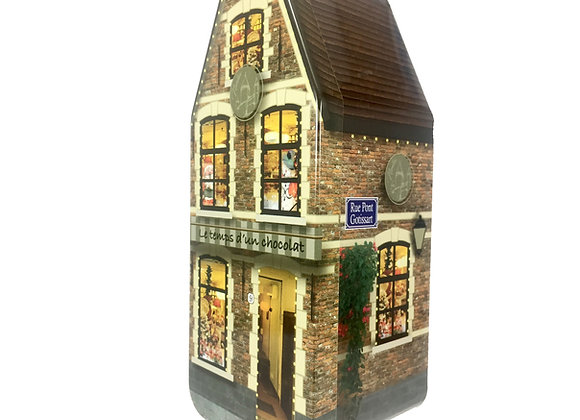 Boite Métal collector - personnalisée magasin