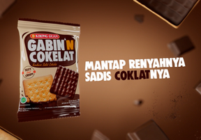 Gabin n Cokelat - Khong Guan