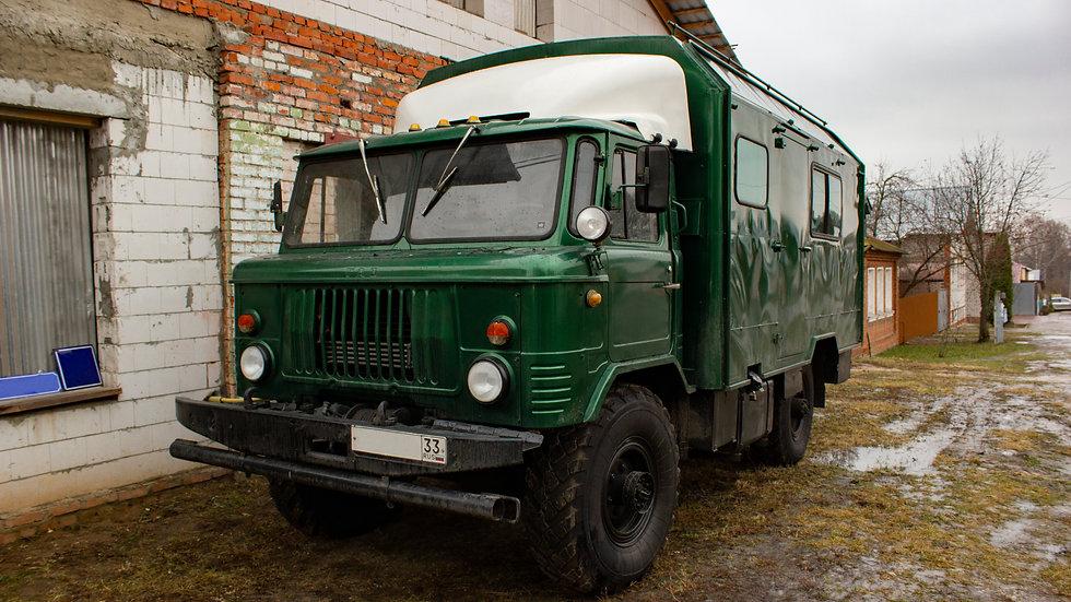 ГАЗ 66 Автодом