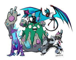 Sword and Shielf Pokemon