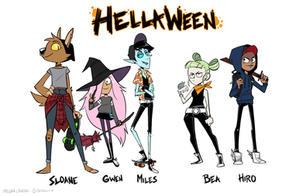 hellaween_lineup