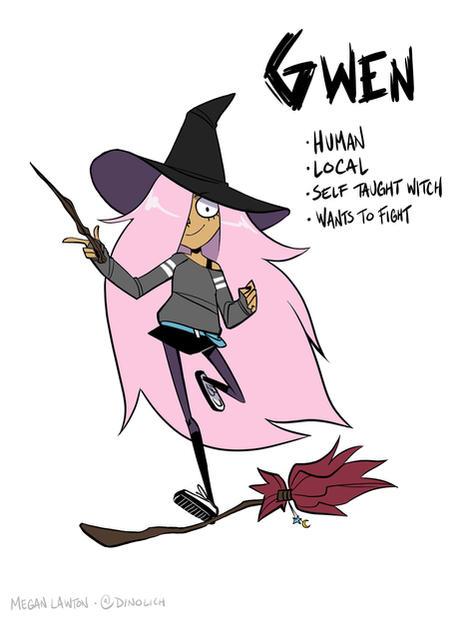 Hellaween_Gwen