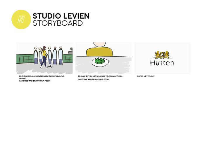 Storyboard Hutten Catering App 05