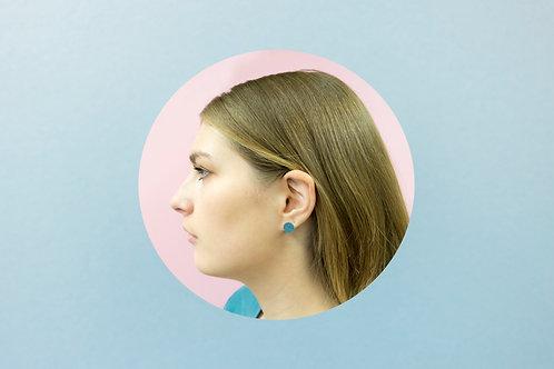 Dot Earrings Small
