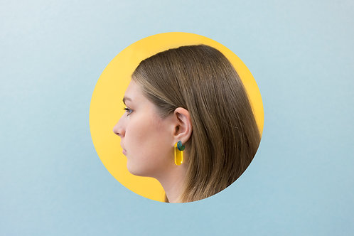 Intimate Earrings Medium
