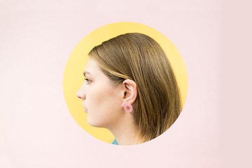 Ring Earrings Medium