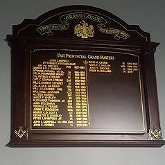 PGM's Board