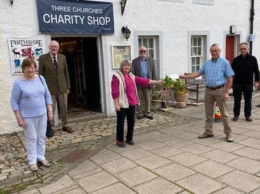 3 Churches Charity