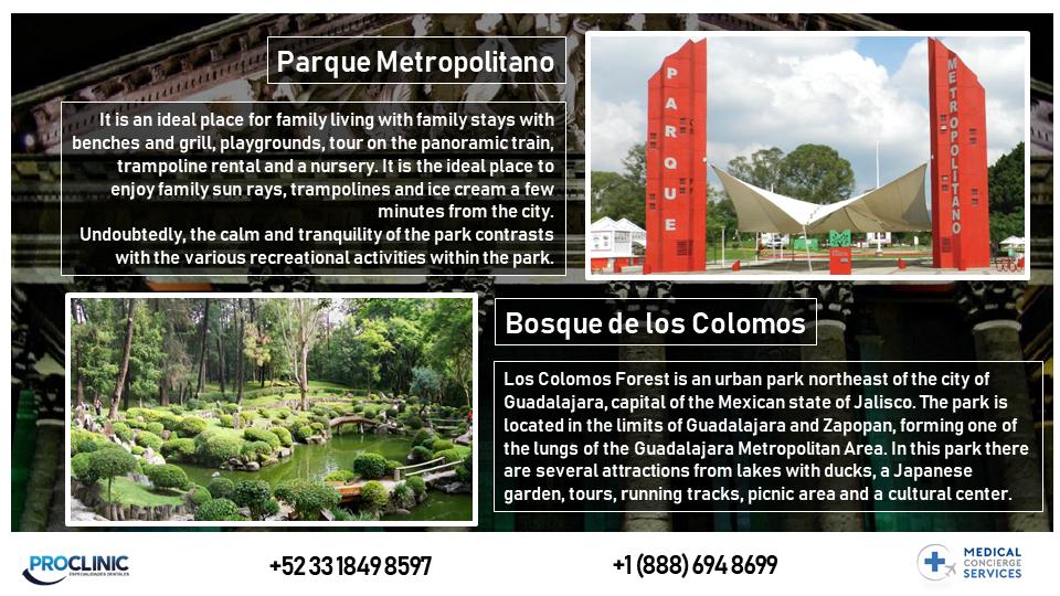 Guadalajara Parks