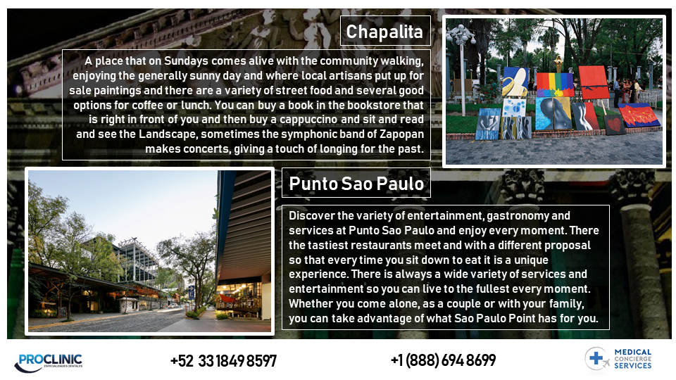 Guadalajara Areas