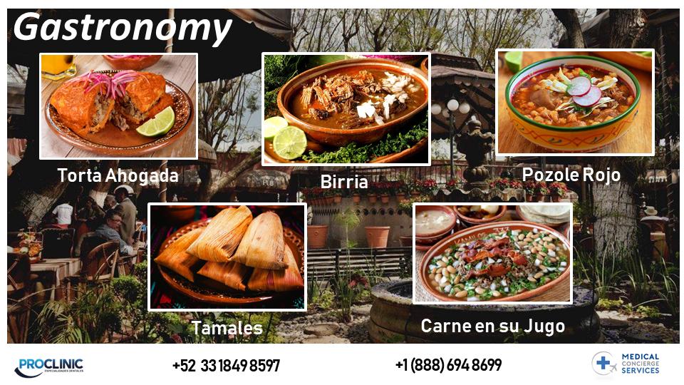 Guadalajara Gastronomy