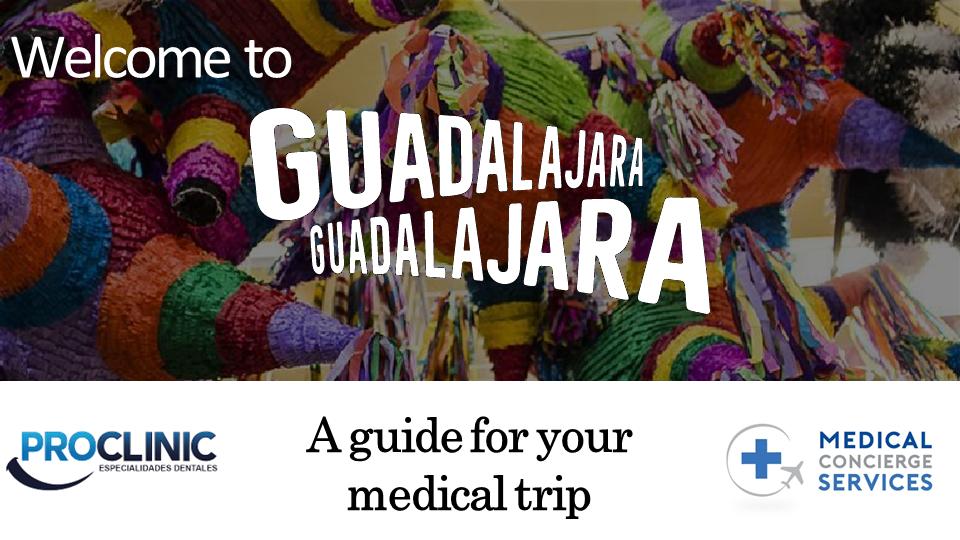 WELCOME TO GUADALAJARA