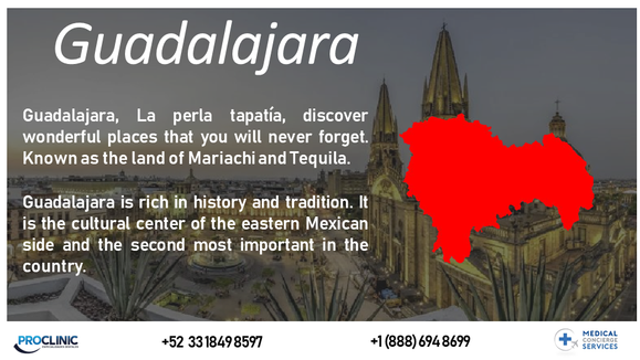 GUIDE FOR GUADALAJARA