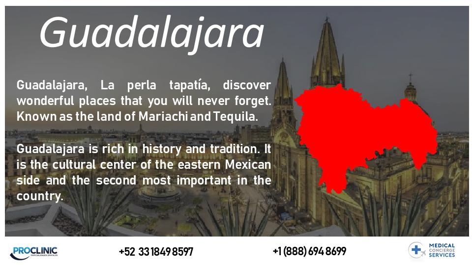 About Guadalajara