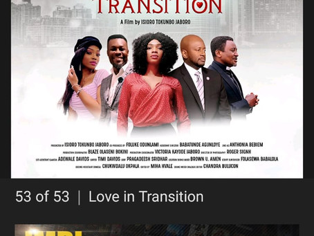 IMDb - Love In Transition