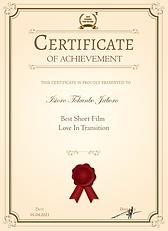 Best Short Film Love In Transition.png