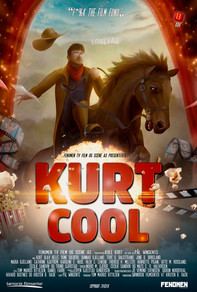 Cool Kurt2 - Goes to Hollywood -poster.j