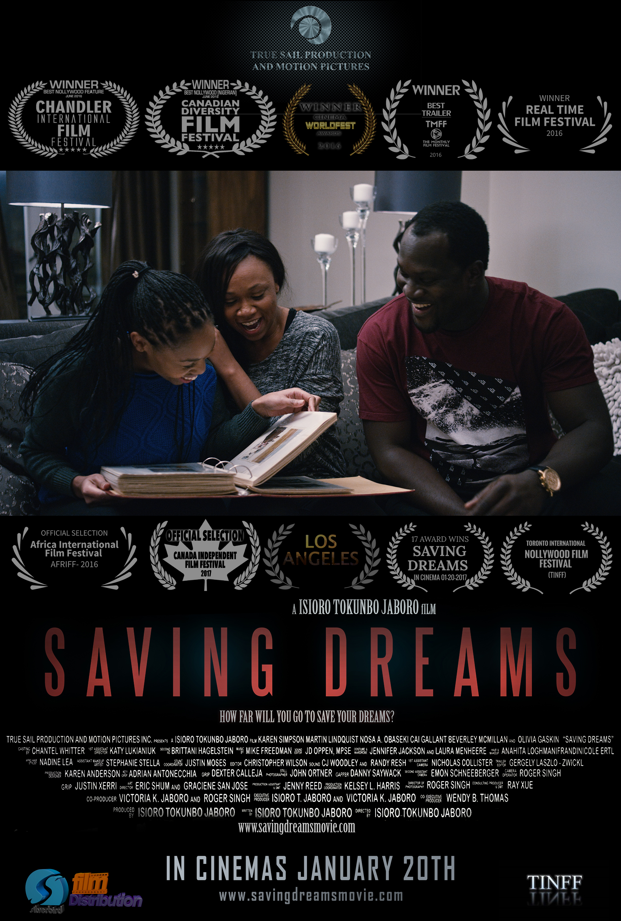 Saving Dreams_Laurels 2