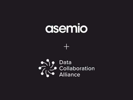 Asemio Joins the Data Collaboration Alliance