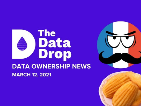The Data Drop News for Friday, March 12, 2021