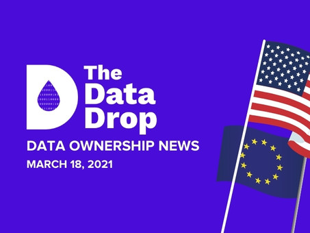 The Data Drop News for Thursday, March 18, 2021