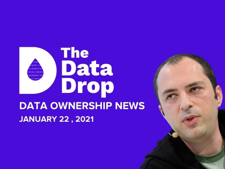 The Data Drop News for January 22nd, 2021