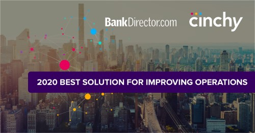 [Read] Cinchy Data Fabric Named by Bank Director as Best Solution for Improving Ops in Financial Services