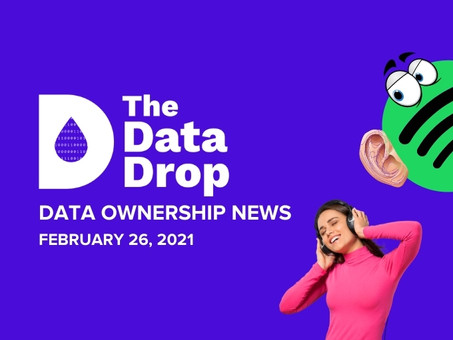 The Data Drop News for Friday, February 26, 2021