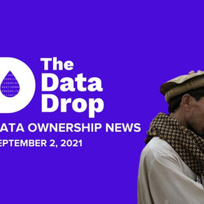 The Data Drop News for September 2, 2021