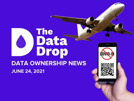 The Data Drop News for Thursday, June 24, 2021