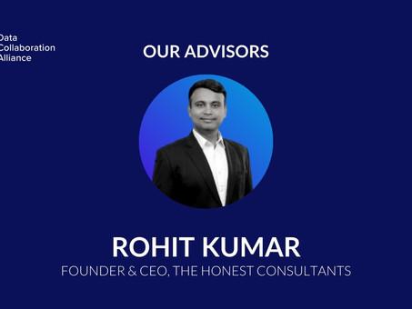 Meet Rohit Kumar, advisor to the Data Collaboration Alliance