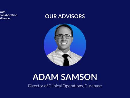Meet Adam Samson, advisor to the Data Collaboration Alliance