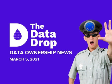 The Data Drop News for Friday, March 5, 2021