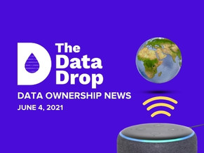 The Data Drop News for Friday, June 4, 2021