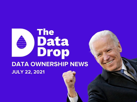 The Data Drop News for Thursday, July 22, 2021