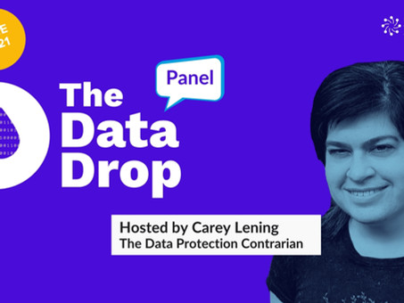 The Data Drop Panel: June 2021