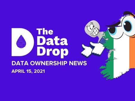 The Data Drop News for Thursday, April 15, 2021