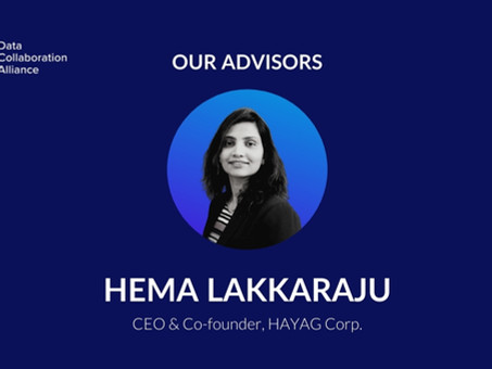 Meet Hema Lakkaraju, advisor to the Data Collaboration Alliance