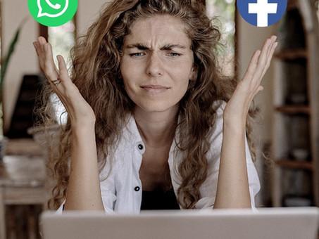 WhatsApp data is now Facebook data
