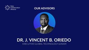 Meet Dr. J. Vincent B. Oriedo, advisor to the Data Collaboration Alliance
